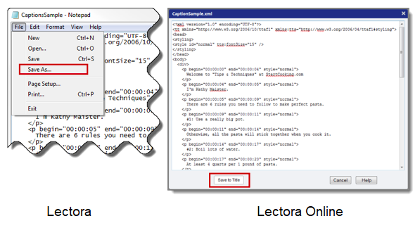How to Add Closed Captions to Video and Audio in Lectora and