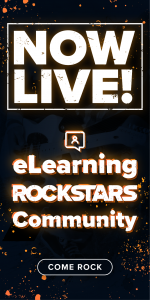 Now Live! Join the eLearning ROCKSTARS Community!