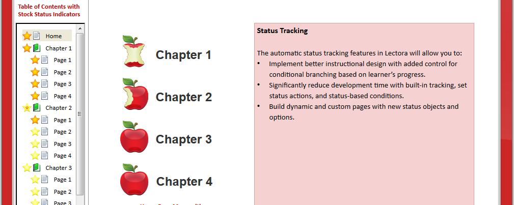 Status Indicator Examples