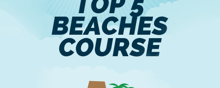 Sample Course: Top 5 Beaches Course