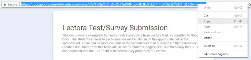 Google Drive - URL
