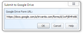 Lectora Submit to Google Drive