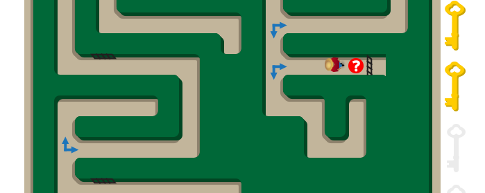 Maze Interaction for Lectora Online