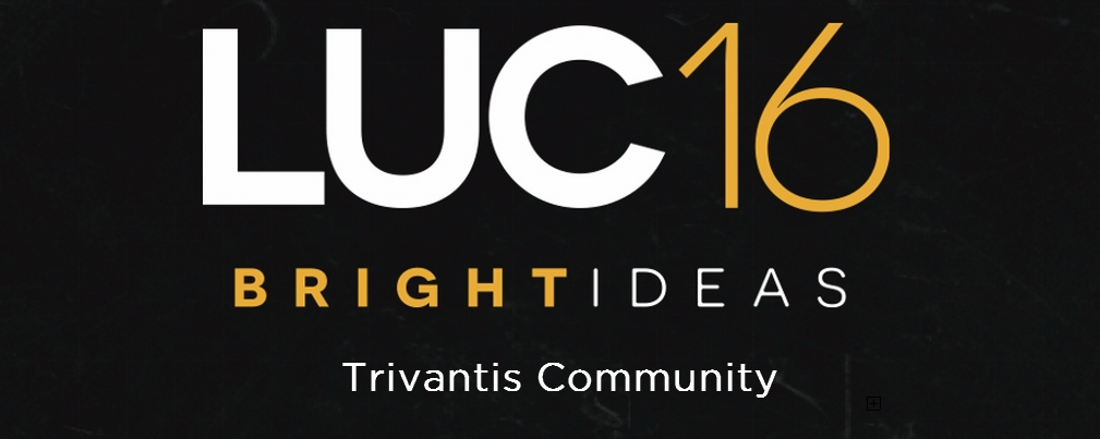 LUC 2016 Community Showcase