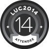 LUC14 attendee