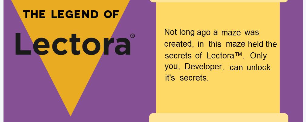 Legend Of Lectora