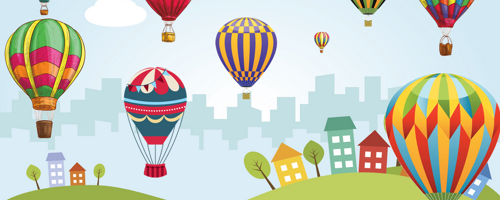 Contest 24: Hot Air Balloons